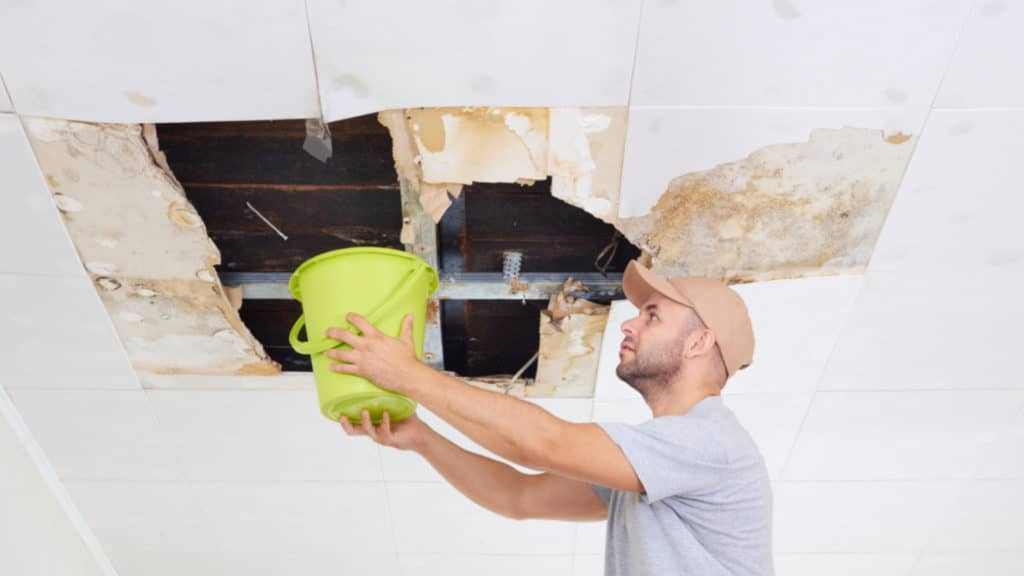 Water Damage Repair Pride Restoration